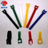 Wire Tighting를 위한 훅과 Loop Strap Cable Ties