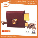 Cerradura de sobreponer alta suguridad cerradura de caja para puerta   (740.10)