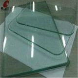 Le verre trempé incurvé/plié en verre trempé de sécurité