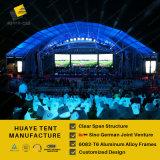 Grandi semipermanenti Timpano-Aprono la tenda di evento (hy245b)