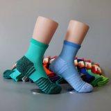 Il Terry-Ciclo di alta qualità mette in mostra i calzini per le donne