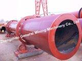 Secador de cilindro de secagem giratório da máquina de Eqiupment