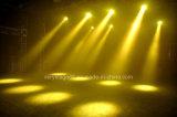 19X15W Beam+Zoom+Wash LED bewegliches Hauptlicht