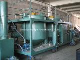 Sistema de regeneración del aceite de motor, aceite de motor Residuos Reciclaje del equipo