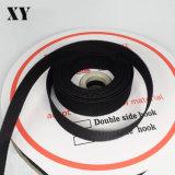 ナイロン柔らかく極めて薄く白い注入のホックの締める物テープ