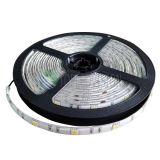 Tira flexible los 30LEDs/M 12V, de la alta calidad SMD5050 LED C.C. 24V