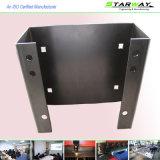 シート・メタルの製造の部品が付いているレーザーの切断の製造のコンピュータのABSボックス
