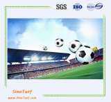 40mm-50mm Futsal、Soocerのフットボールの人工的な草