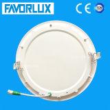 Встраиваемый светодиодный индикатор на панели 15W потолочного освещения за круглым столом