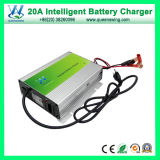 Cargador de 4 etapas 20un cargador de batería de plomo ácido (QW-B20A24)