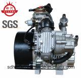 Сертификат SGS Выход постоянного тока 48V 60V 72V с водяным охлаждением бензиновый генератор динамо
