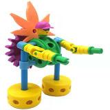 Giocattolo della creazione del giocattolo di formazione del giocattolo del bambino di DIY