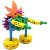 Металлические развития DIY детской игрушкой