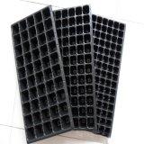 Bandeja de semente de plástico para plantador de estufa