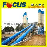 Impianto di miscelazione concreto Hzs120 con la betoniera forzata Js2000