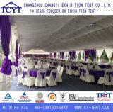 Grande tente en aluminium décorée de mariage d'usager pour 1000 personnes