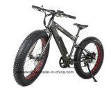 E-велосипед 26*4.0 давление в шинах электрический велосипед жир Бич Организованный велосипедный 7 Скорость сплава рамы