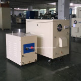 Máquina de aquecimento de indução industrial para tratamento de calor de cabeça de metal