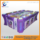 Macchina del gioco di pesca del drago dei giocatori della macchina 6 del gioco della galleria dei pesci del casinò per la scanalatura