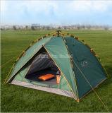 Im Freien automatische kampierende Abendessen-Partei-Zelte, wasserdichte Sicherheits-kampierende Zelte