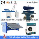 Ropa de Vapor Máquina de la Prensa del Hierro de Lavandería Servicio de Tintorería Tienda