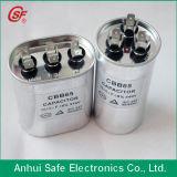 30/1.5UF 440V запустите конденсатор яйцеклетки алюминиевый корпус с двумя типа двух конденсаторов конденсаторы мотора переменного тока системы кондиционирования воздуха