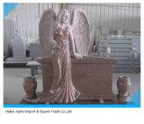Кладбище гранитные вазы для Headstones цветов