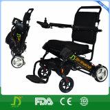 fauteuil roulant 180W électrique portatif léger avec la batterie au lithium