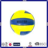 Logo personnalisé en volleyball cousu à usinage usiné