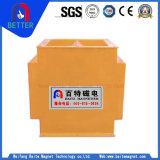 OEM Magnetische Separator van het Erts van de Pijpleiding van de Productie de Verticale voor Industrie van de Materialen van de Bouwstijl (rcyf-100)
