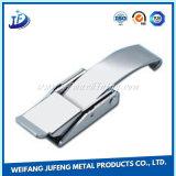 Curvatura inoxidável personalizada da fabricação de metal da chapa de aço da precisão