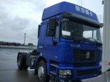 De Vrachtwagen van Trator van de Aanhangwagen van Shacman 4X2