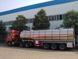 De op zwaar werk berekende 3-as 42000L Vrachtwagen van het Wiel van de Oplegger van de Tank van de Brandstof