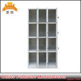 12 Двери дешевые металлические студент шкаф для хранения соединений