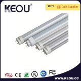 Blanco frío 6000k en el interior del tubo LED Light 18W 1200mm Factory/fabricante