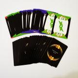 OEM van de fabriek de Speelkaarten van de Pook van het Document van de Afdruk van de Compensatie van de Douane 4c