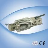 Type de dépliement de beuglement de faisceau capteur de pression de piézoélectrique pour l'échelle de câble d'alimentation/peseur de courroie/échelle de distributeur (QH-23)