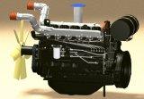 500660kw/1500rpm Water Gekoelde Dieselmotor