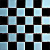 Teja alta Grado piscina de cerámica Azulejos de mosaico