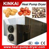 Tipo máquina del secador de bandeja del tratamiento por lotes de la fabricación del secador de la patata