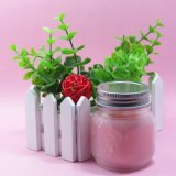 Hochzeits-Werbegeschenk-Farben-duftende preiswerte Glasglas-Kerzen