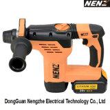 martello rotativo senza cordone professionale della batteria 600W dello Li-ione (NZ80)