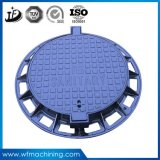 Пластмассовый корпус ковких чугунных решеток воды En124 стандарт