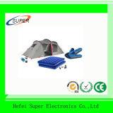 Barraca de acampamento de nylon específica da camada dobro