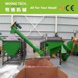 Línea de reciclaje de mascotas portatil 1000 kg / h