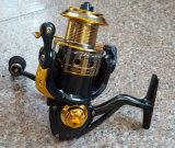 Carretel de giro da pesca do equipamento de pesca do carretel da pesca