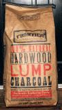 Системы паушальных выплат из твердых пород древесины древесный уголь Упаковка Мешки крафт-бумаги мешок