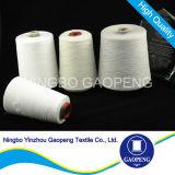 La estricta QC coser buen hilo tejido de poliéster 100%