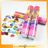 Confettis en gros Shotter de tissu de décorations d'usager