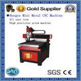 Máquina do router do CNC do gravador do metal do preço de fábrica do fornecedor de China